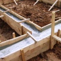 Фундамент для теплицы из поликарбоната: варианты оснований и способы их сооружения