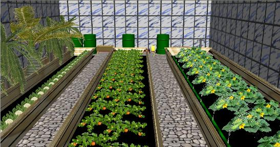 Сравнительно недавно появись и новые технологии размещения грядок для получения солидного урожая.