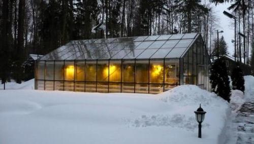 Можно ли выращивать овощи зимой?  Зимняя теплица кажется чем-то необычным и даже экзотическим, но на самом деле...