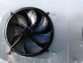 Установка вентиляторов в теплице