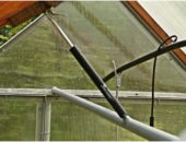 Автоматические устройства для проветривания теплиц