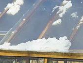 Замена стеклянной крыши теплицы покрытием из поликарбоната