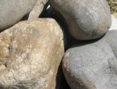 Природный камень - аккумулятор тепла в теплице