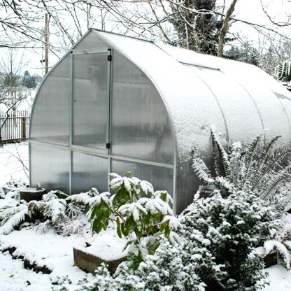 Подготовка теплицы к весне: обзор 7-ми мероприятий которые нужно сделать еще зимой