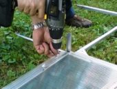 Как покрыть теплицу поликарбонатом: принципы установки