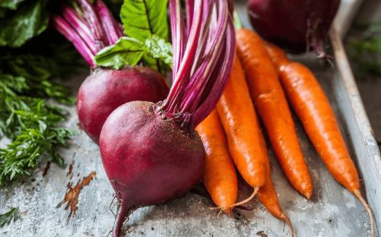 Плоды моркови и свеклы