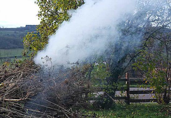 Дымление