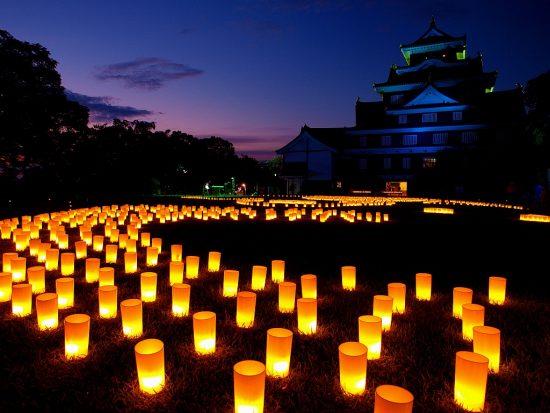 Фестиваль Бон в Японии