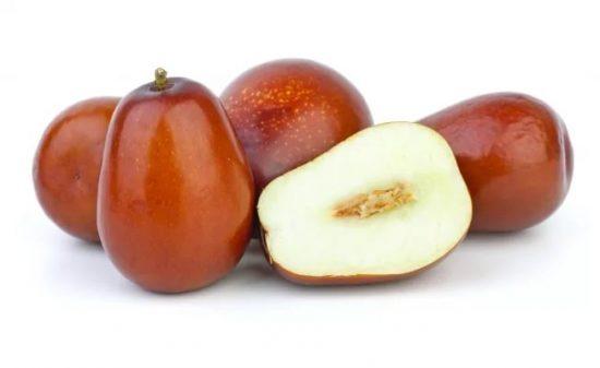 Плоды зизифуса