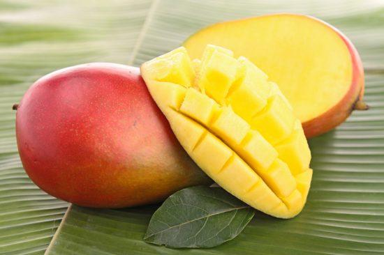 манго спелый