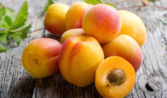 Плоды в разрезе