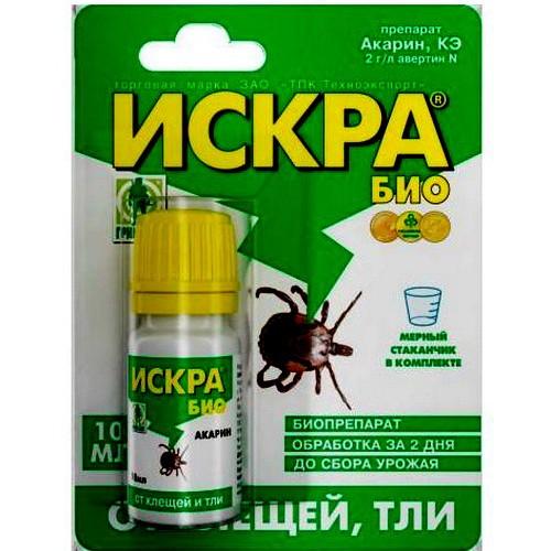Препарат Искра-Био