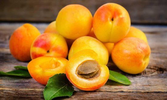 Ягоды абрикоса