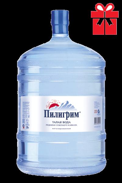Бутилированная талая вода