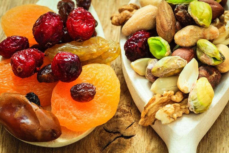«Санитарныенормы»:нужно ли мыть орехи и сухофрукты перед употреблением?