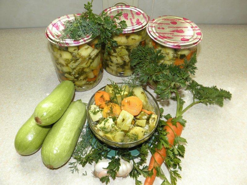 «Кабачки как грибы» на зиму: подборка вкусных и простых рецептов