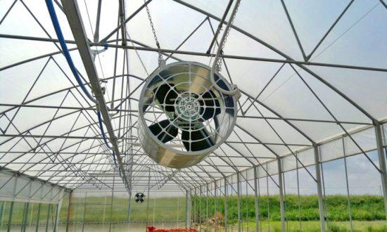 Вентилятор для проветривания