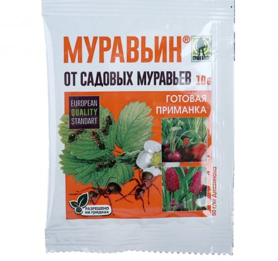 Препарат Муравьин