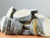 Замороженные кабачки
