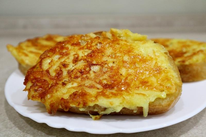 Горячие бутерброды с картошкой: теперь готовлю только так