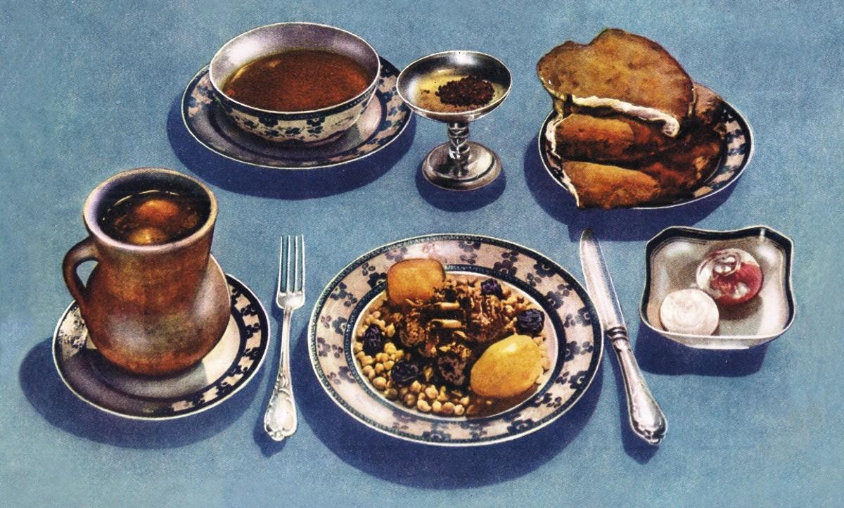 Тест для гурманов: угадываем культовые советские продукты