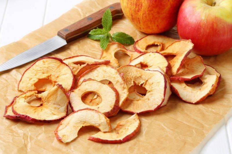 Сухофрукты своими руками: быстрый способ сушки яблок за сутки