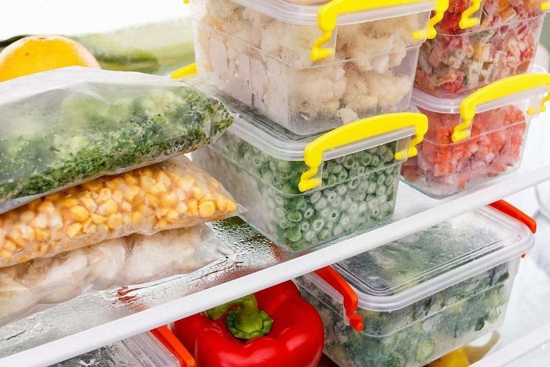 6 удачных идей для заморозки продуктов на зиму