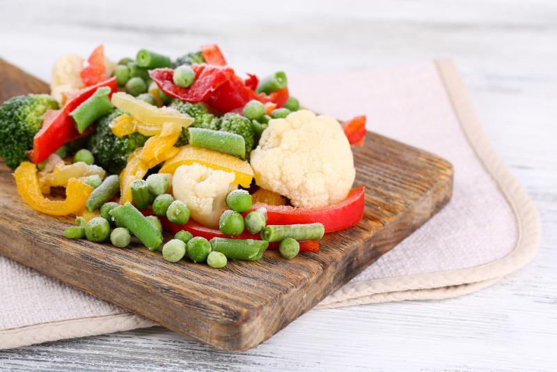 Советы запасливой хозяйке: как заморозить овощи на зиму