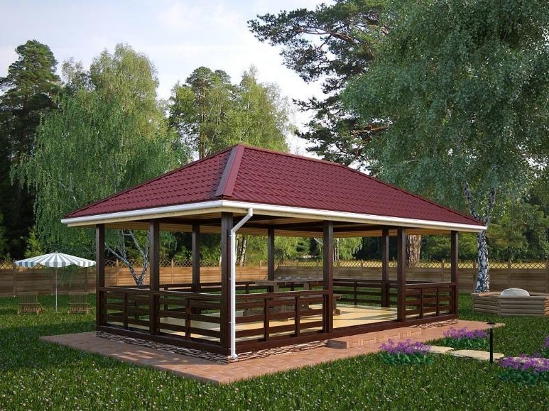 9 хороших идей организации хранения дров для камина
