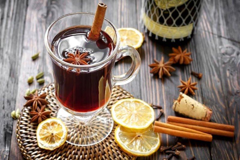 6 рецептов вкусного глинтвейна, чтобы согреться холодной зимой