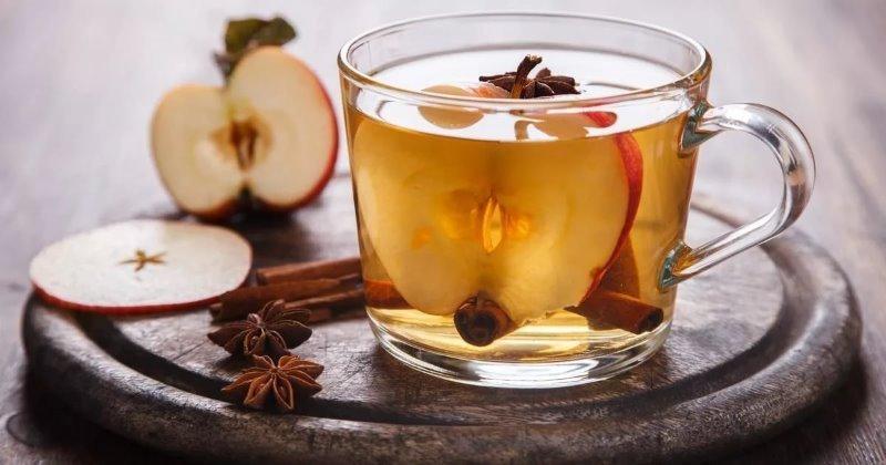 5 напитков из яблок, которые просто сделать и вкусно пить
